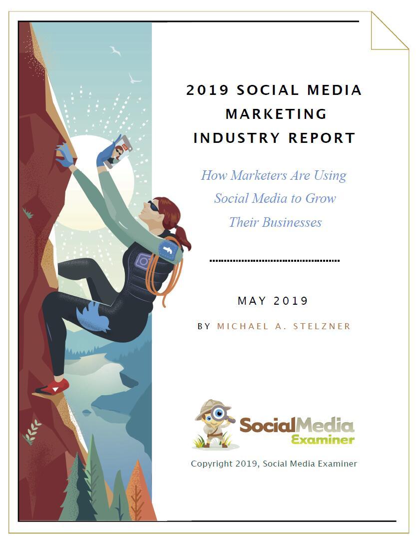 社交媒体市场行业研究报告 英文版